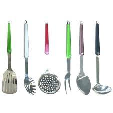 image d ustensiles de cuisine barre support cuisine support ustensiles cuisine inox accessoires