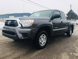 100 Tacoma Truck Cap Used 2014 Toyota SR5 Super For Sale In Mississauga