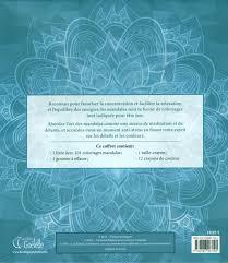 Livre Coffret 101 Coloriages Pour être Zen Messageries ADP