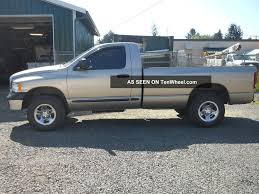 100 2003 Dodge Truck Ram Pickup 1500 Information And Photos ZombieDrive