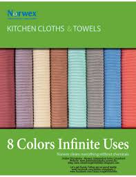 Kitchen Cloths and Towels