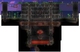My Terraria House by Acherus29A