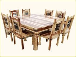 Standard Dining Room Table Size by Dining Room Table Sizes