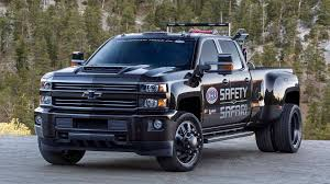 100 Chevy Truck Performance 2018 Silverado Concept Gets Supercharged