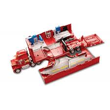 Buy Mattel Disney Cars Mack Transporter | Toys | Transportation ... Disney Pixar Cars Mack Truck Hauler Lightning Mcqueen Amazoncom Disneypixar Action Drivers Playset Toys Games Cstruction Videos 3 Buy Online From Fishpondcomau Dan The Fan 2 2010 New In Package Pixar Mack Truck Playset Hauler For Children Kids Car Xl Ft Store Semi Carrier Dj Byrnes Wash Cars Youtube Toy Mcqueen Story