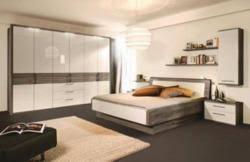 venda schlafzimmer in eichefarben weiß eichefarben weiß