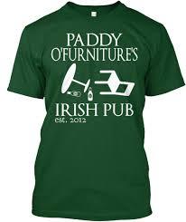 Paddy O furniture PADDY O FURNITURE S IRISH PUB est 2012