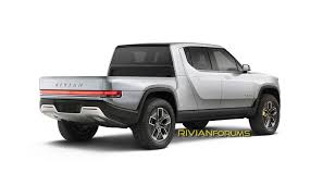 100 Used Pickup Truck Beds For Sale Rivian Patent Reveals Modular Bed Ums Illustrate Concept