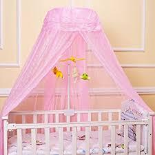 baby luxus betthimmel moskitonetz für babybett bett