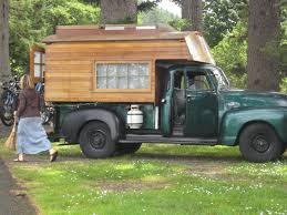 100 Pickup Truck Camper Homemade Truck Camper From The 60s In Amazing Shape Flickr