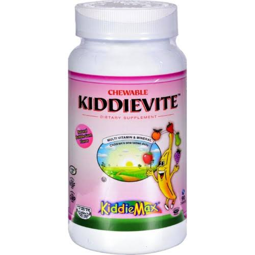 Maxi Health Kosher Chewable Kiddivite Vitamins - 90ct