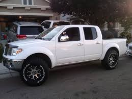 2007 Nissan Frontier 4x4 Lifted - Google Search | My Dream Cars ...