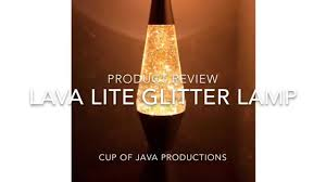 Orbeez Mood Lamp Walmart by Glitter Lava Lamp By Lava Lite Review Youtube
