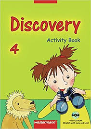 discovery activity book 4 mit cd rom with