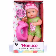 Muñeca Nenuco Mi Primer Set De Cuidados 85000 En Mercado Libre