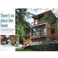 100 Muskoka Architects FEATURED IN MUSKOKA LIFE Trevor McIvor Architect Inc