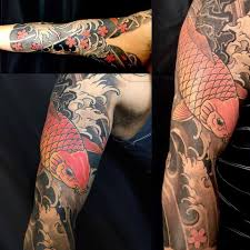 Japanese Koi Sleeve For Dave By... - Monsta Truck Tattoo | Facebook Man Tattoo Truck Commercial Vehicle Dealer Tonka Tattoos Eric Noble Certified Artist Tshirt With Logo And Allover Printed Picture Tshirts Ultimate Truth Trucker Trucking Companies Policy Mask Joker On Shoulder Fade Away Temporary Built By Prestige Food Trucks Youtube Pin Up Tattoo Girl Auto Body Truck Arm Monsta Added A New Photo Facebook Driver Elegant Artists Of Reddit What S Your Black Grey Krueger Studio Volvo Vnl 670 Big Mama Skins Mod For American