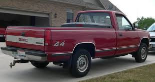 File:1989 GMC K1500 Rear.jpg - Wikimedia Commons 1989 Gmc Sierra The Wedding Guest Kyle Lundgren His 89 Like A Rock Chevygmc Trucks 89gmctruck 1500 Regular Cab Specs Photos K3500 Truck Mount Components Plowsite Questions What Model Chevy Truck Body Parts Will Used Pickup Parts Cars Midway U Pull For Sale Classiccarscom Cc1100978 Sierra 7000 Lakeland Fl 5002642361 Chevy 1 Ton 4x4 Dually V3500