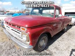 1966 Ford F100 For Sale | ClassicCars.com | CC-1068225 1966 Ford F250 Pickup Truck Item Dx9052 Sold April 18 V F100 For Sale In Alabama F750 B8187 October 31 Midwest For Sale Near Cadillac Michigan 49601 Classics On F600 Grain Da6040 May 3 Ag Eq Mustang Convertible Roanoke Va By Owner Classic Hrodhotline Regular Cab Swb In Greenville Tx 75402 4x4 Original Highboy 1961 1962 1963 1964 1965 Ford 12 Ton Short Wide Bed Custom Cab Pickup Truck