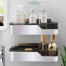 geeignet für küche schlafzimmer wc fyld badezimmer wandregal