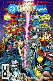 DC Versus Marvel 1 1996