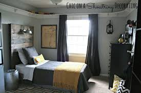 Teen Bedroom Young Male Adult Decorating Fascinating Ideas