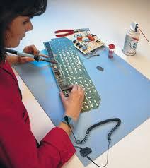 esd mats are static dissipative mats conductive mats