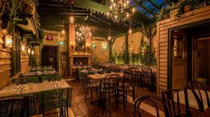 Barbettes Sumptuous French Dining Room Opens In West Hollywood