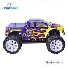 HSP RONTOSAURUS RACING CAR 94111 1/10 4WD OFF ROAD ELECTRIC REMOTE ...