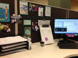 cute cubicle decor and organizations house design and office