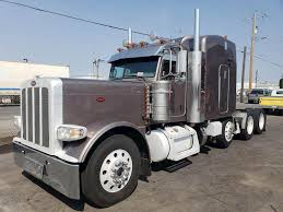 2013 Peterbilt 389 Sleeper Semi Truck For Sale, 786,574 Miles ...
