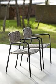 Outdoor Dining Chair By Manutti. Stackable, Light, Soft ... Modern Edge Inoutdoor Stacking Ding Chair White Outdoor Interiors Danish Stackable Eucalyptus 4pack Aventura Commercial Grade Hot Item Set Hotel Project Wicker Rattan Patio Table Magic Style Pemberton 5piece Commercialgrade With 4 Chairs And A 38 Muut Black Grey Of Hampton Bay Mix Match Brown Luciano Armchair Shop Garden Tasures Steel Mid Telescope Casual Avant Mgp Alinum Armless Aldergrove Robert Alinium Cafe