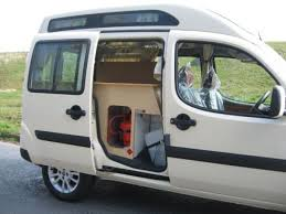 Fiat Doblo Camper Conversion Click To Enlarge
