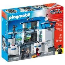bureau playmobil playmobil lot diligence bureau du shérif soldats prison