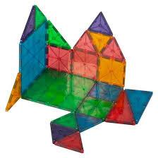 magna tiles 100 target valtech magna tiles clear colors 74 set target