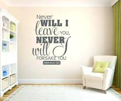 Bible Verse Wall Stickers Verses Decor Christian Decals Cool
