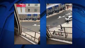 Metro Train Operator Didn t Follow Protocol After Door Opened on