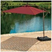 Wilson And Fisher Patio Furniture Cover by Offset Patio Umbrella Covers Foter