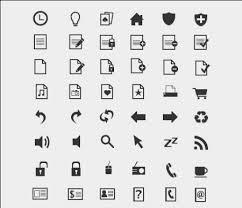 Free Best Minimal Icon Sets