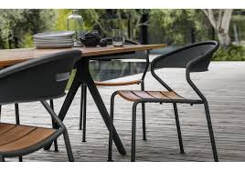 Gloster Outdoor Furniture Australia by Curve Gloster Dining Chair Milia Shop