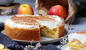 apfel quark kuchen mit zimt fräulein meer backt