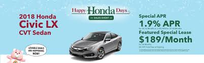 Honda Dealership In Houston, TX | Used Cars | Russell & Smith Honda