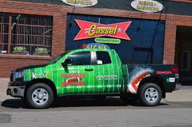 Full Vehicle Wraps | Cassel Promotions & Signs