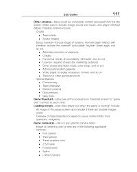 Fresh Simple Game Design Document Template Outstanding Gdd Image Professional Resume Examples