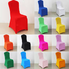 Free Shipping Wholesale 100pcs Universal Colorful Spandex/Polyester Wedding  Chair Cover For Banquet Chair Hotel Decoration Party Supplies Chair Covers And Sashes Buy Patio Fniture Waterproof For Ding Whosale Interiors Baxton Studio Lorenzo Side Short Cover For Chairs Frasesdenquistacom X Back Ding Chairs Most Comfortable Youll Love In 2019 Wayfair Nilkamal Sale Area Prices Brands 20 New Design Fabric Seat Table Luxury 25 Ikea Warranty Scheme Room Bdana Print Slip The Blanket