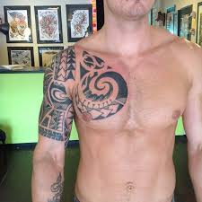 When It Comes To Advantages That A Chest Tattoos Has For Men Is This Area Does Not Age Much And Even Women The Upper Portion Of