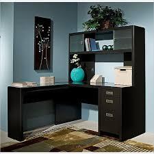 Black Corner Computer Desk With Hutch by Cozy Corner Computer Desk With Hutch All Office Desk Design