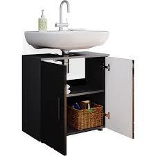 vicco waschbeckenunterschrank badschrank unterschrank irma badezimmerschrank
