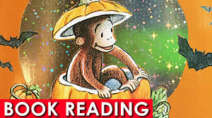 Best Halloween Books For Preschool by Happy Halloween Curious George Read Aloud Along Childrens Story