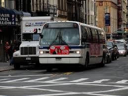 100 Rts Trucking MTA New York City Bus 1994 TMC RTS06 8648 Operating On Th Flickr